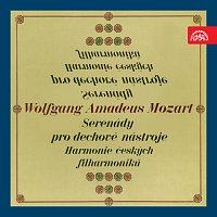 Dechová harmonie českých filharmoniků – Mozart: Serenády