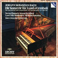 The English Concert, Trevor Pinnock – Bach, J.S.: Concertos for 3 and 4 Harpsichords