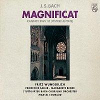 Fritz Wunderlich, Friederike Sailer, Margaret Bence, August Messthaler – Magnificat BWV 243 & Kantate BWV 31