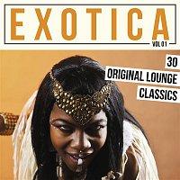 Various Artists.. – Exotica, Vol.1 - 30 Original Lounge Classics