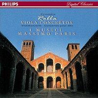 I Musici, Massimo Paris – Rolla: Viola Concertos/Concerto in E flat, Op. 3/Divertimento in F/