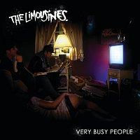Přední strana obalu CD Very Busy People
