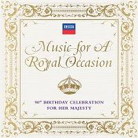 Přední strana obalu CD Music For A Royal Occasion