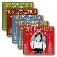Různí interpreti – Toulky českou minulostí 1001-1218 komplet (MP3-CD)