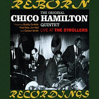 Chico Hamilton – Live at the Strollers (HD Remastered)