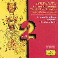 London Symphony Orchestra, Claudio Abbado – Stravinsky: Le Sacre du Printemps; The Firebird; Pétrouchka; Pulcinella; Jeu de cartes