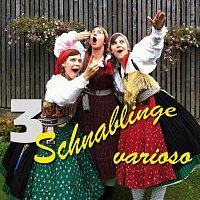 Různí interpreti – 3 Schnablinge - varioso
