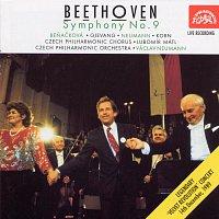 Přední strana obalu CD Beethoven: Symfonie č. 9