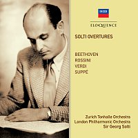 Sir Georg Solti, London Philharmonic Orchestra – Solti Overtures