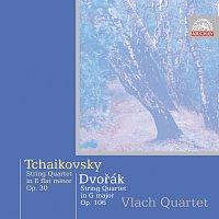 Vlachovo kvarteto – Dvořák, Čajkovskij: Smyčcový kvartet č. 13 G dur - Smyčcový kvartet č. 3 es moll