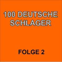 Různí interpreti – 100 Deutsche Schlager Folge 2