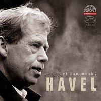 Přední strana obalu CD Žantovský: Havel