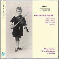 Arthur Grumiaux, Riccardo Castagnone, Istvan Hajdu – Baroque Violin Sonatas