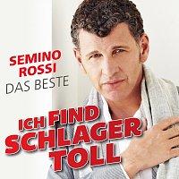 Přední strana obalu CD Ich find Schlager toll - Das Beste