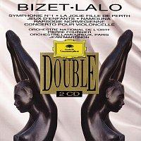 Pierre Fournier, Jean Martinon, Orchestre des Concerts Lamoureux – Bizet / Lalo: Oeuvres Orchestrales et Concerto