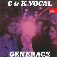 Přední strana obalu CD Generace