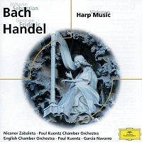Nicanor Zabaleta, Paul Kuentz Chamber Orchestra, Paul Kuentz – Bach / Handel: Virtuoso Harp Music