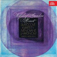 Kvarteto města Prahy – Mozart: Smyčcové kvartety (věnované J. Haydnovi)