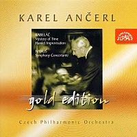 Česká filharmonie, Karel Ančerl – Ančerl Gold Edition 11. Kabeláč: Mysterium času, Hamletovská improvizace - Hanuš: Koncertantní symfonie