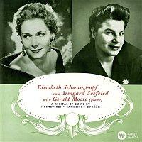 Elisabeth Schwarzkopf, Irmgard Seefried & Gerald Moore – A Recital of Duets by Monteverdi, Carissimi & Dvořák