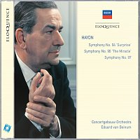 """Concertgebouw Orchestra of Amsterdam, Eduard van Beinum – Haydn: Symphony No.94 - """"Suprise"""", No.96 - """"The Miracle"""" & 97"""