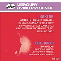 Antal Dorati – Doráti conducts Bartók