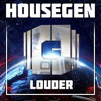Přední strana obalu CD Louder (Original Mix)