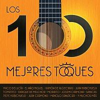 Přední strana obalu CD Los 100 Mejores Toques