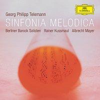 Berliner Barock Solisten, Rainer Kussmaul – Sinfonia Melodica - Works by Telemann