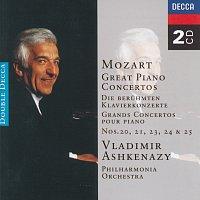 Vladimír Ashkenazy, Philharmonia Orchestra – Mozart: Great Piano Concertos [2 CDs]