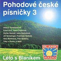 Různí interpreti – Pohodové české písničky 3 (Léto s Blaníkem) CD