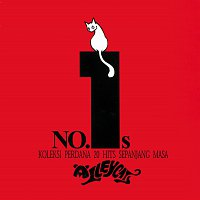 Přední strana obalu CD No.1 Koleksi Perdana 20 Hits Sepanjang Masa Alleycats