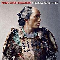 Přední strana obalu CD Resistance Is Futile (Deluxe)