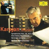 Berliner Philharmoniker, Herbert von Karajan – Mozart: Symphonies Nos.39, 40 & 41; Eine kleine Nachtmusik; Serenata notturna