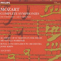 Academy of St. Martin in the Fields, Sir Neville Marriner, Josef Krips – Mozart: Complete Symphonies