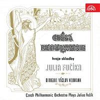 Julius Fučík – Česká filharmonie hraje skladby Julia Fučíka