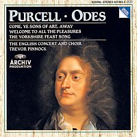 """Jennifer Smith, Michael Chance, John Mark Ainsley, Stephen Richardson – Purcell: Odes """"Come, ye sons""""; """" Welcome to all"""";  """"Of old, when heroes"""""""