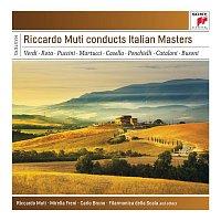 Riccardo Muti, Massimo Colombo, Filarmonica della Scala, Nino Rota – Riccardo Muti Conducts Italian Masters