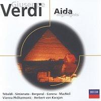 Renata Tebaldi, Giulietta Simionato, Carlo Bergonzi, Cornell MacNeil – Verdi: Aida (highlights)