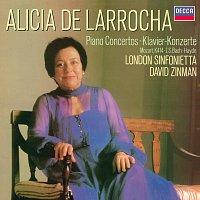 Alicia de Larrocha, London Sinfonietta, David Zinman – Piano Concertos by Mozart, Bach & Haydn