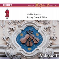 Arthur Grumiaux, Walter Klien – Mozart: The Violin Sonatas, Vol.1 [Complete Mozart Edition]