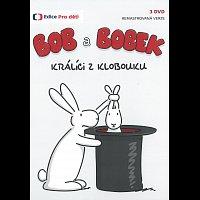 Josef Dvořák – Bob a Bobek: králíci z klobouku (HD remaster) – DVD