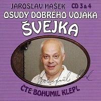 Bohumil Klepl – Hašek: Osudy dobrého vojáka Švejka CD 3 & 4