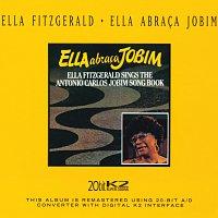 Ella Abraca Jobim: Ella Fitzgerald Sings The Antonio Carlos Jobim Songbook