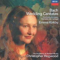 Přední strana obalu CD Bach, J.S.: Wedding Cantatas