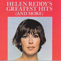 Přední strana obalu CD Helen Reddy's Greatest Hits (And More)