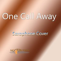Saxtribution – One Call Away (Saxophone Cover)