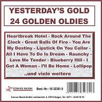 Elvis Presley – Yesterday's Gold - 24 Golden Oldies