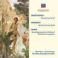 Sir Peter Pears, Dorian Singers, Melos Ensemble – Shostakovich: Piano Quintet; Prokofiev: Quintet In G Minor; Seiber: Three Fragments