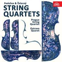 Kvarteto města Prahy, Ostravské kvarteto – Podešva, Železný: Smyčcové kvartety